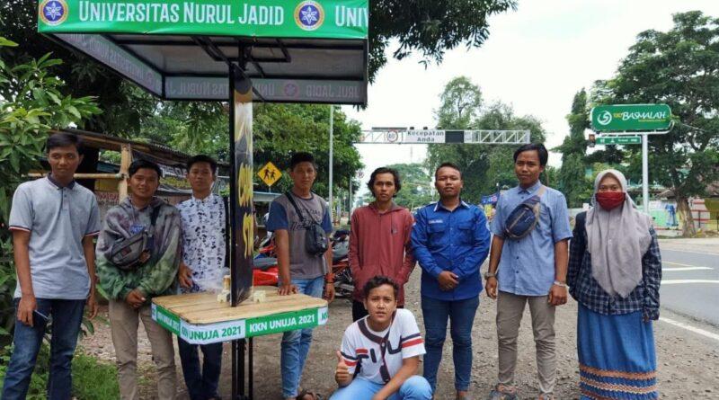 Inovasi Publik Solar Cell Charging Station