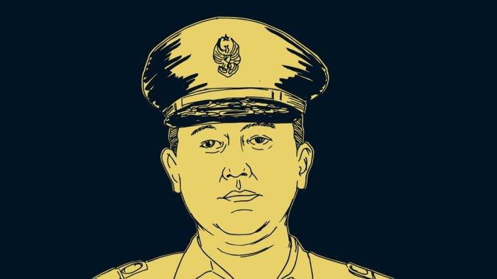 Mengenal sosok Basuki Rachmad